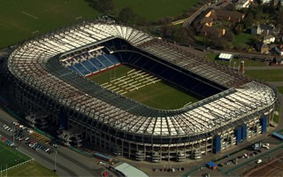 Edinburgh: Murrayfield's hospitality revamped