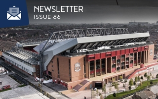 StadiumDB Newsletter: Issue 86 - From Liverpool to Szczecin