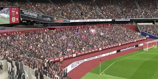 London: West Ham to straighten stands for 2020/21?