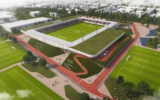 Netherlands: Construction of the new Helmond Sport stadium to start this November
