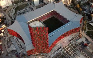 Albania: Final opening date for new national stadium
