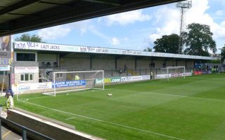 England: Torquay United to remain on Plainmoor