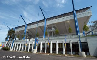 Nuremberg: The future of Max Morlock Stadion