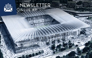 StadiumDB Newsletter: Issue 87 - So much happened in a fortnight