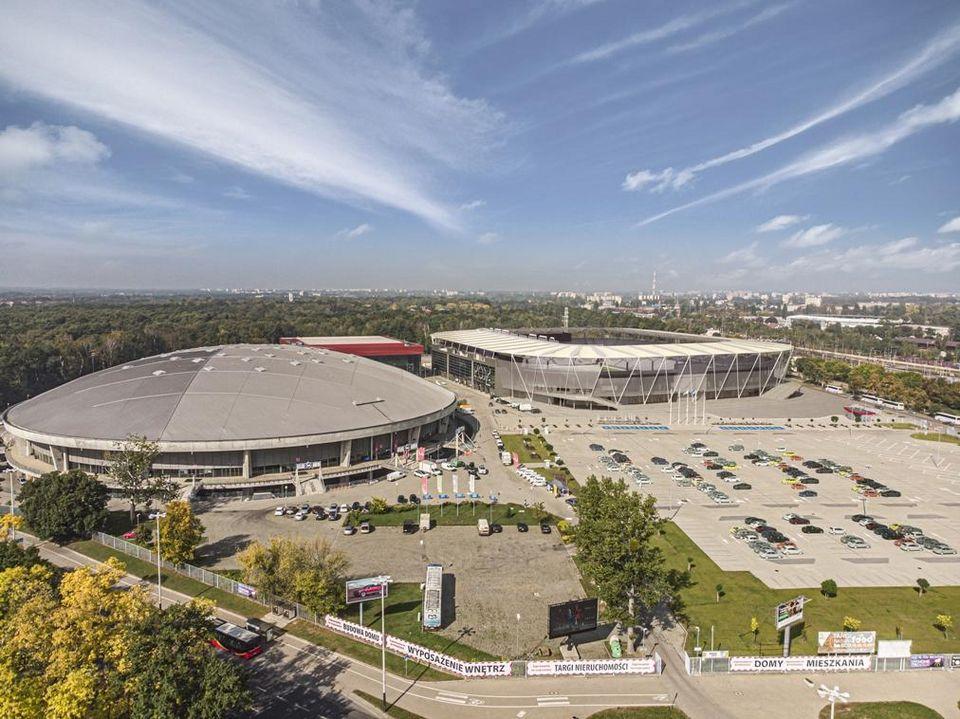 Nowy Stadion ŁKS-u w Łodzi