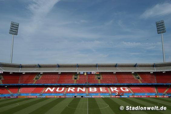 Max Morlock Stadion w Norymberdze