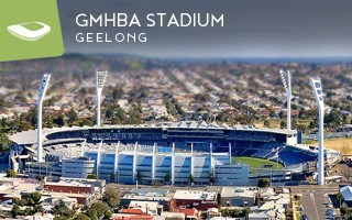 New stadium: GMHBA Stadium