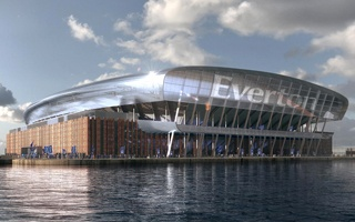 Liverpool: Everton reveals huge support for new stadium