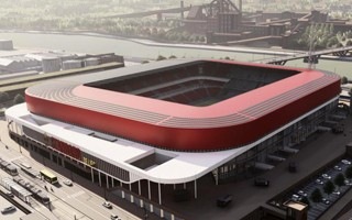 Belgium: Standard reveals high stadium budget