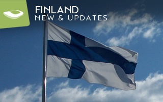 New stadiums and updates: Here's to Finland!