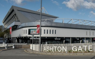 Bristol: Ashton Gate also going cashless