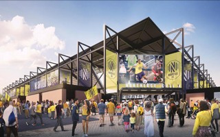 Tennessee: Nashville MLS stadium hit with delay