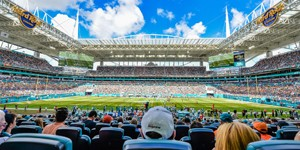 Miami: Hard Rock Stadium drops single-use plastic