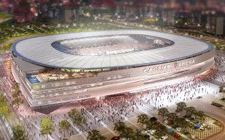 Italy: New Cagliari stadium coming in 2024