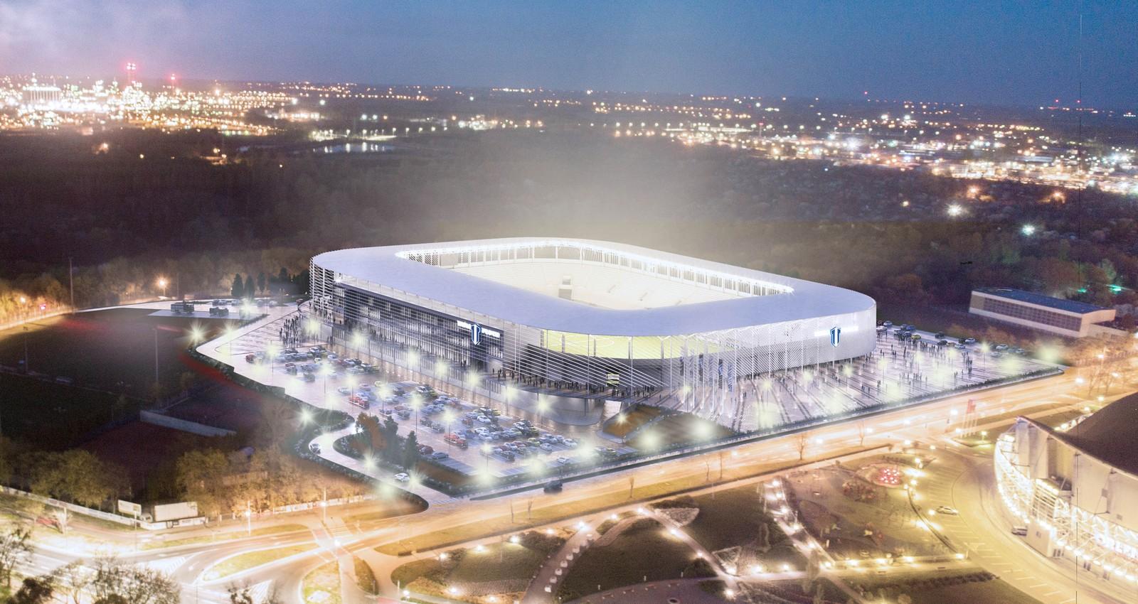 Stadion Miejski w Płocku