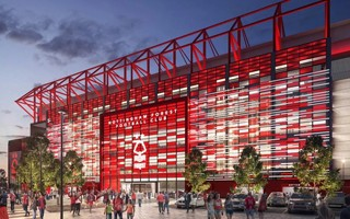 England: Nottingham Forest file planning application