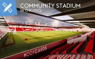 New design: Woking's grand dream about to go forward