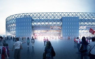 Rotterdam: Feyenoord City opening postponed again, to 2025