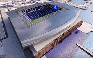 Liverpool: Everton to submit planning application next week