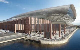 Liverpool: Everton submit planning application