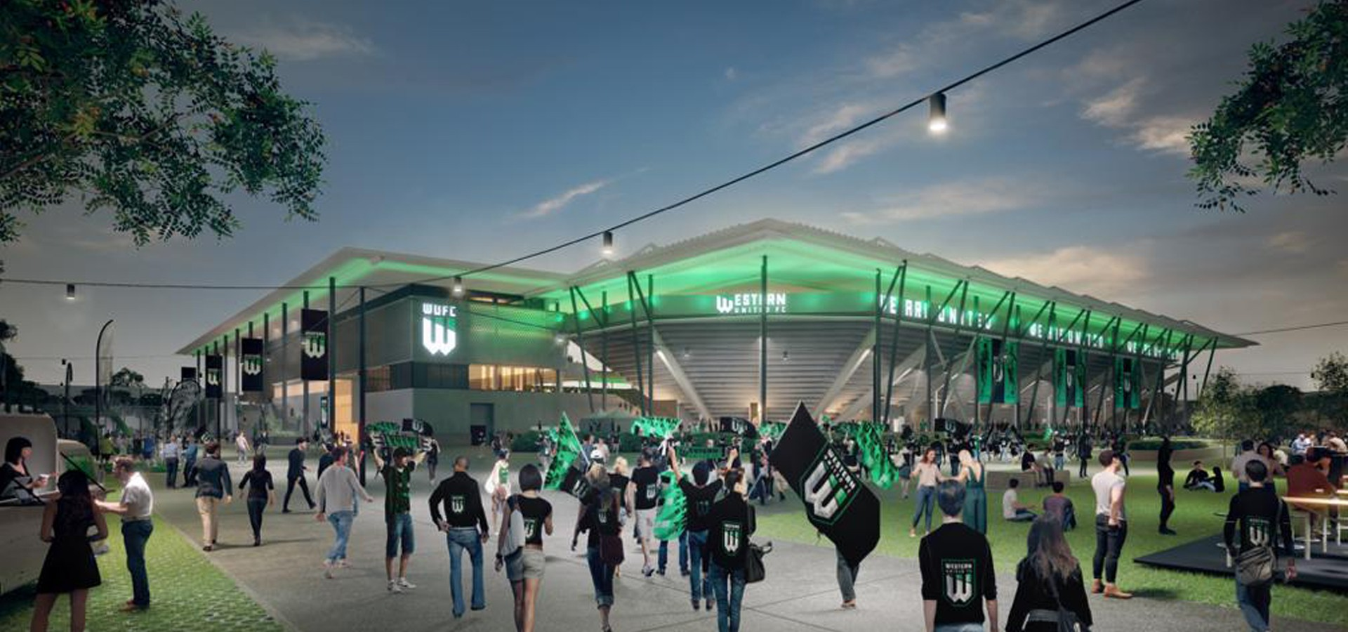 WEstern United Stadium