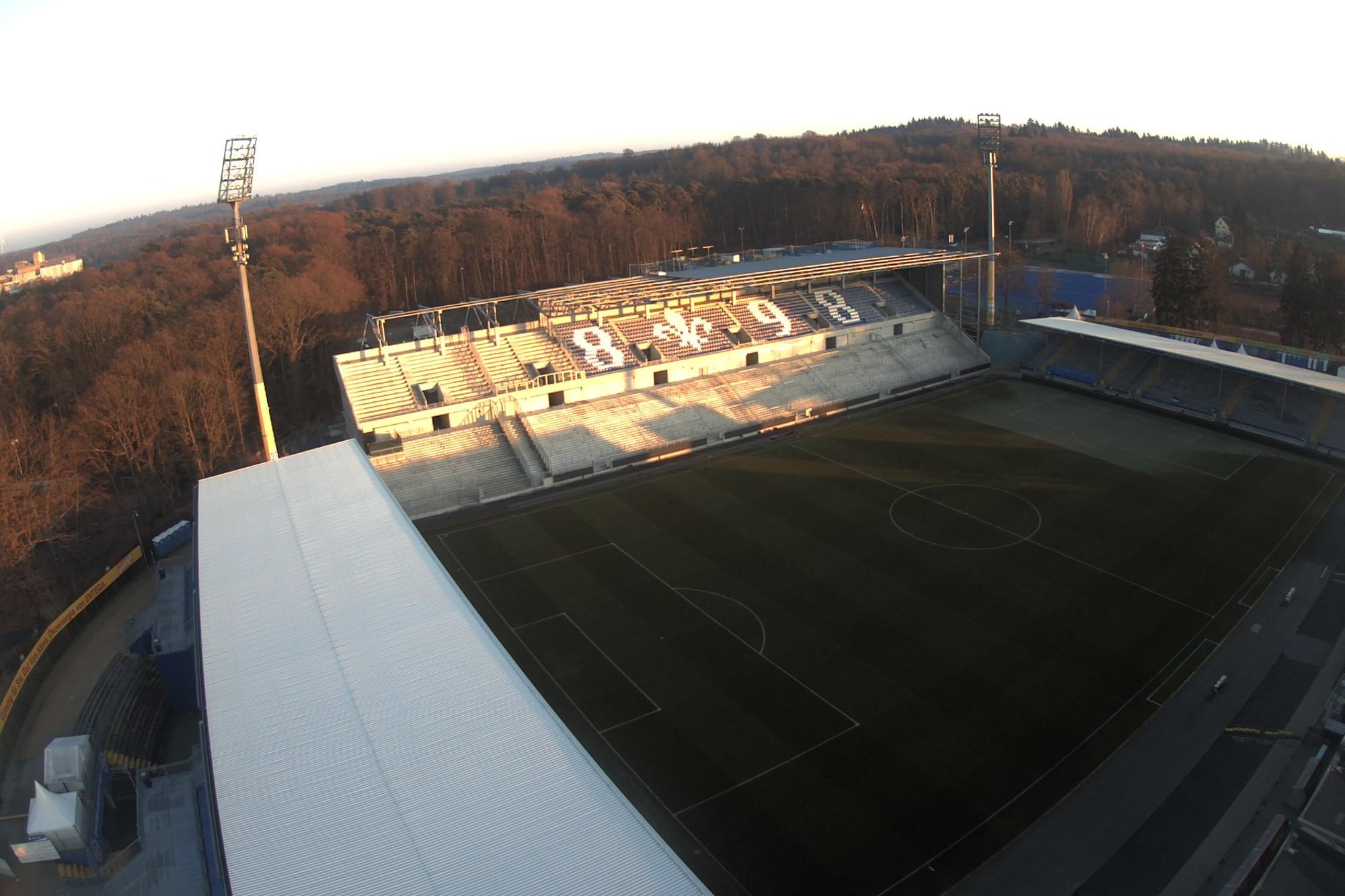 Stadion am Boellenfalltor