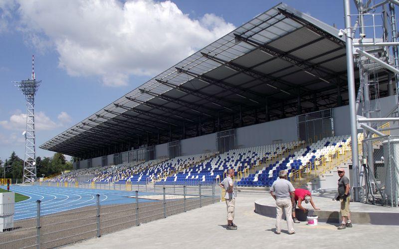 Stadion Miejski w Mielcu