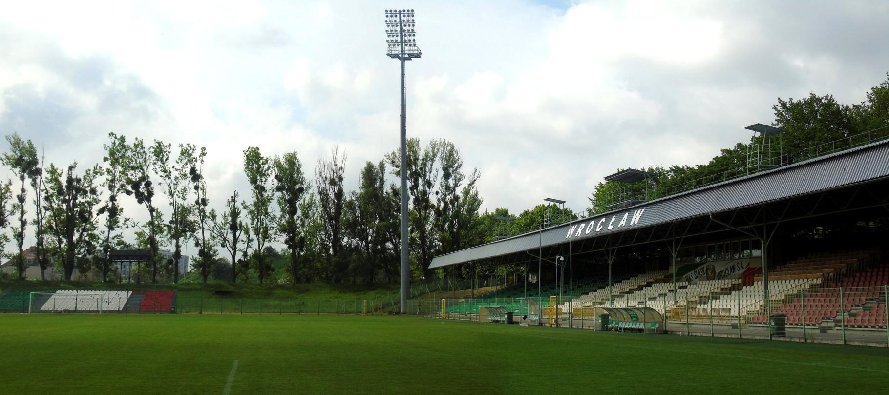 Stadion Śląska, Oporowska