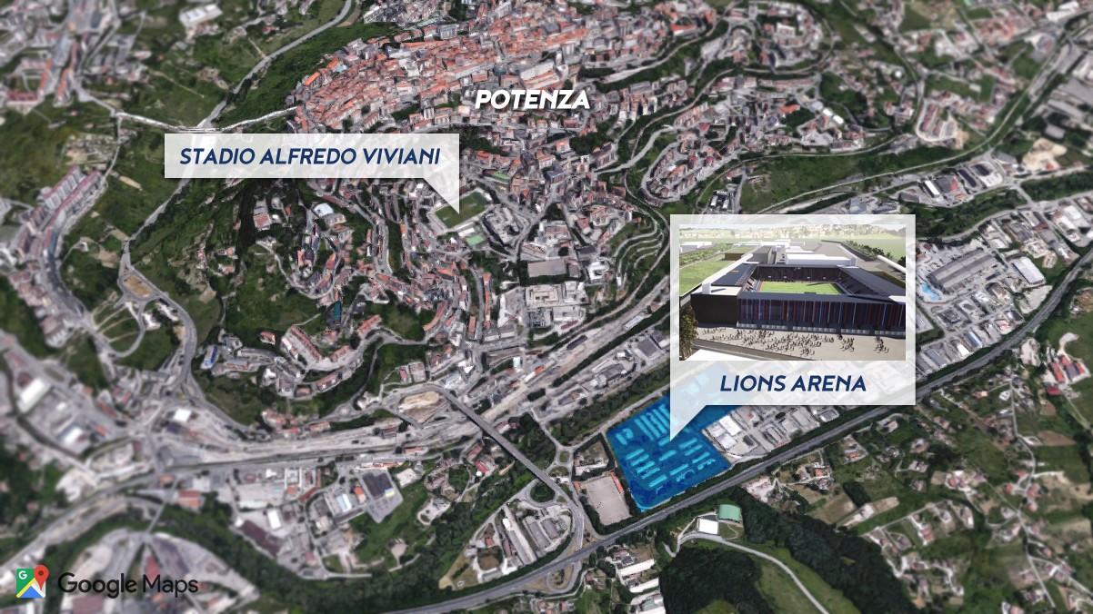 Lions Arena - Potenza