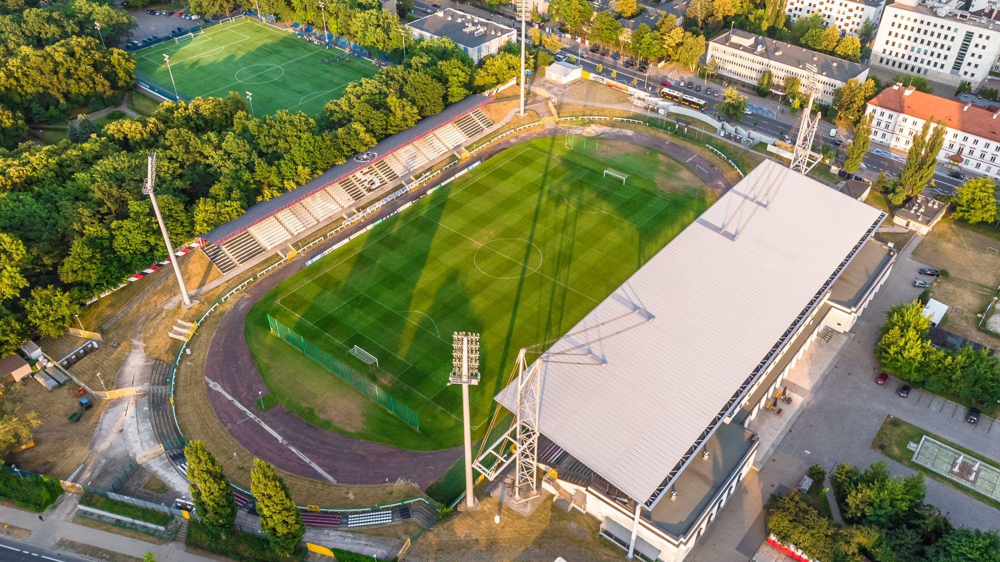 Stadion Polonii Warszawa