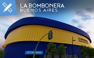 New design: Bombonera 360 – the way forward