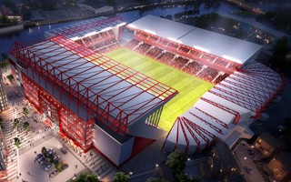 Nottingham: Buckingham to deliver new main stand