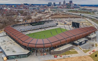Kentucky: Louisville City announce stadium opening