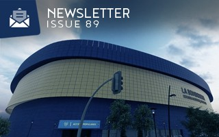 StadiumDB Newsletter: Issue 89 - A month of new designs