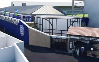 England: Portsmouth reveal first phase of Fratton Park upgrades