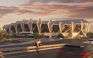 Australia: Townsville stadium nearly complete