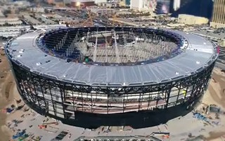 Las Vegas: Raiders roof issues shouldn't cause delays