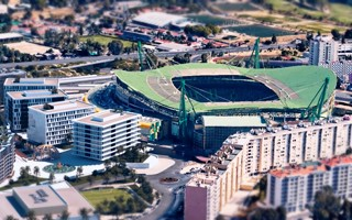 Lisbon: Old Alvalade plot to finally be filled