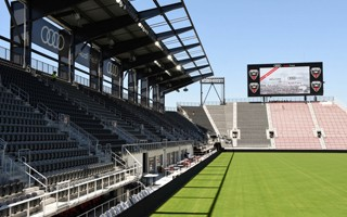 Washington D.C.: Audi Field also turning to safe standing