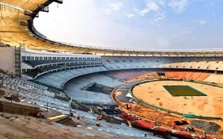 India: Modi and Trump to open record-breaking stadium?
