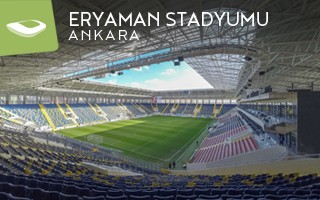 New stadium: Is it always that hard in Ankara?