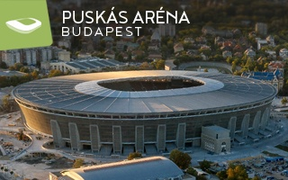 New stadium: Legend of Puskás reborn