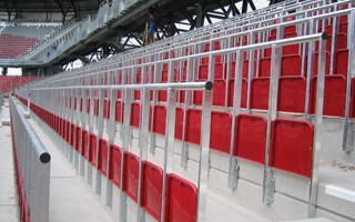 England: Safe standing in Premier League and Championship from 2021?