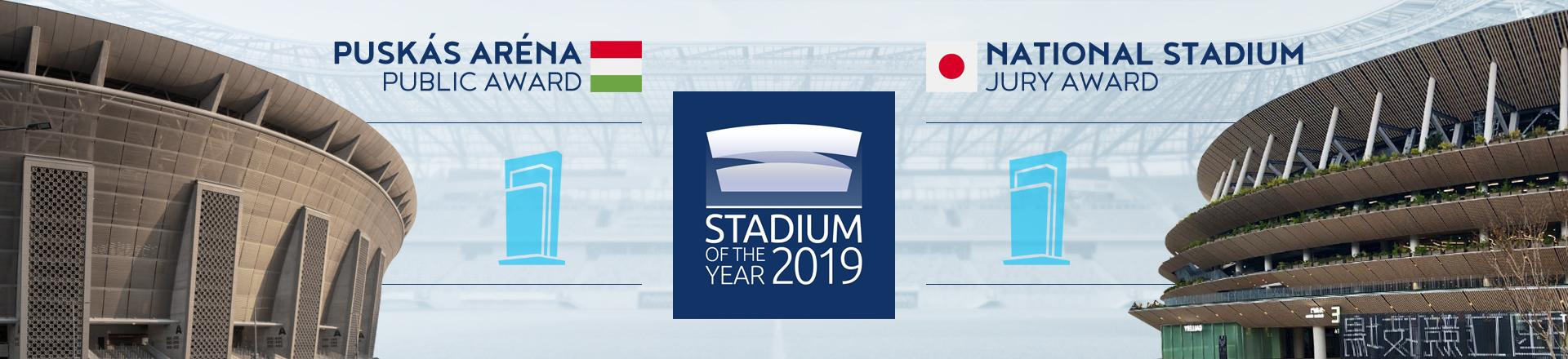 Stadium of the Year 2019 - cast your vote!
