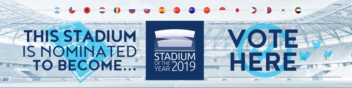 Stadium of the Year candidate