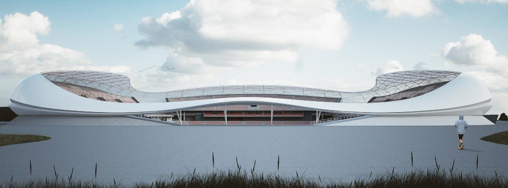 Estadio de Futbol de Mazatlan