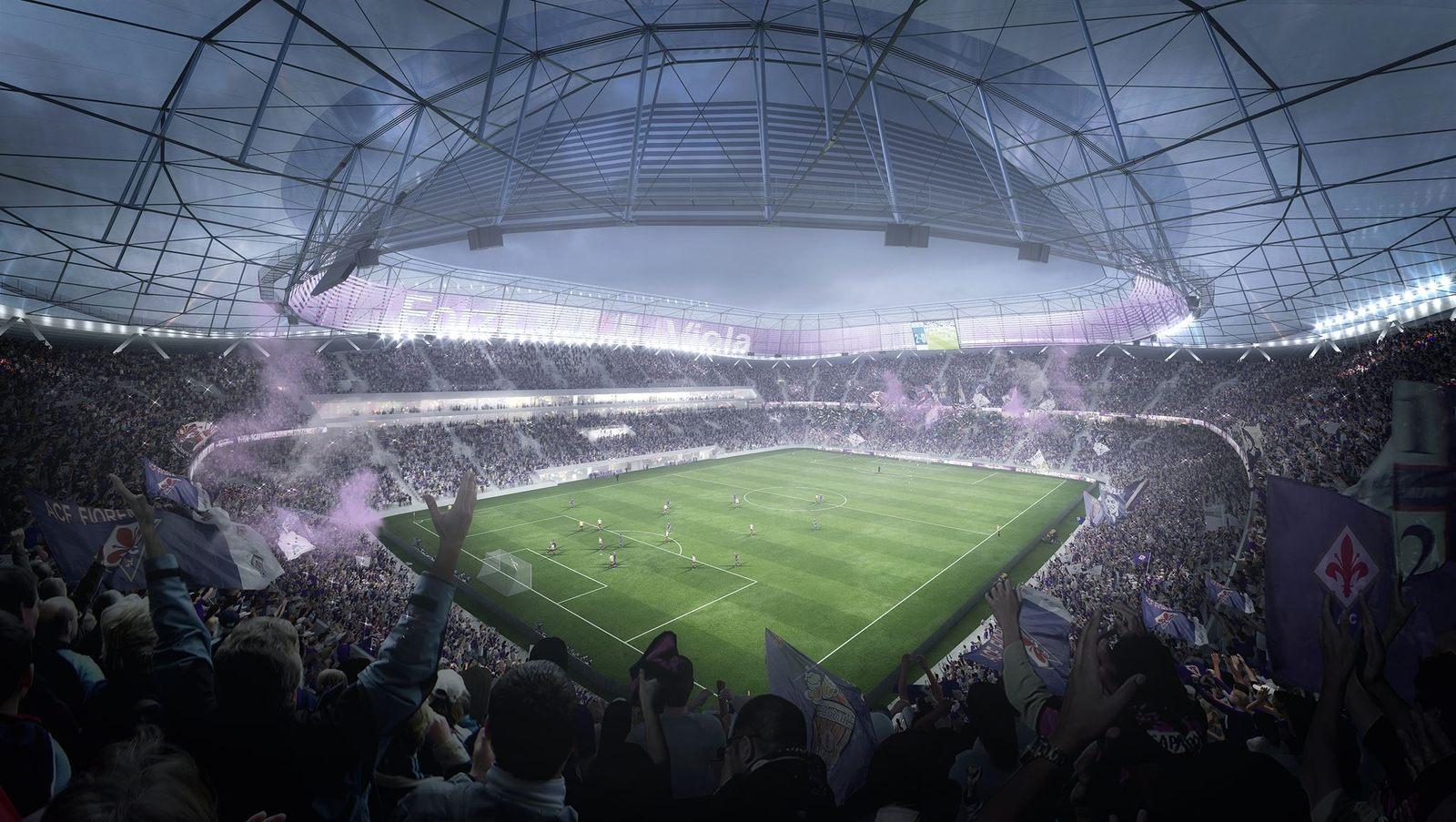 Estadio della Fiorentina