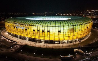 Gdansk: Stadion Energa going all-LED before UEL final