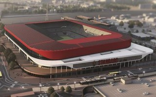 Belgium: Witsel invests in future Standard stadium