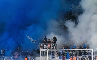 Pyrotechnics: First legal smoke show at HSV